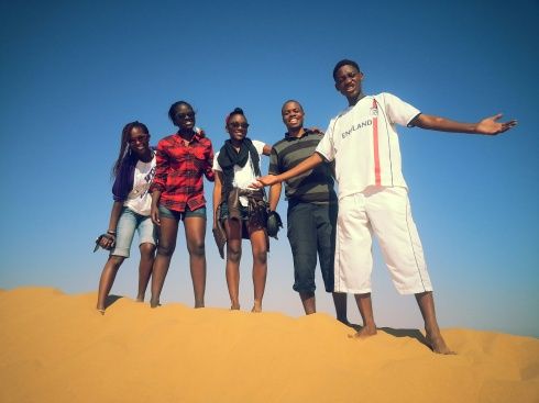 more pictures from Namibia to come in the blog posts to follow.