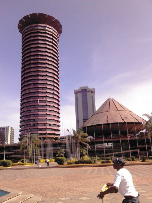 KICC- Nairobi's Landmark