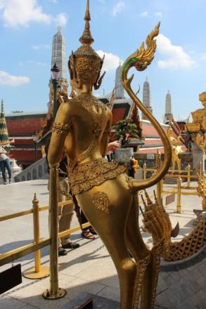 Buddhist kinnara
