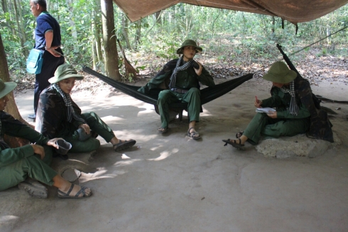 Vietnam-travel-Viet-Cong-Cu-Chi-Tunnels