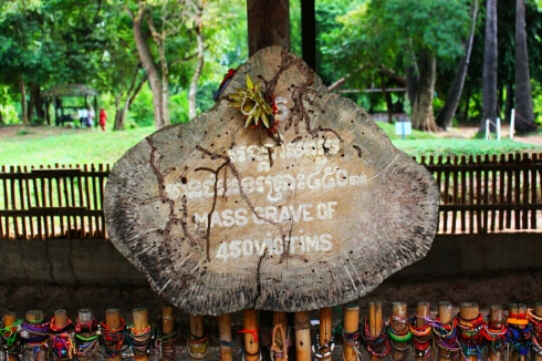Cambodian Genocide Memorial Phnom Penh (2)