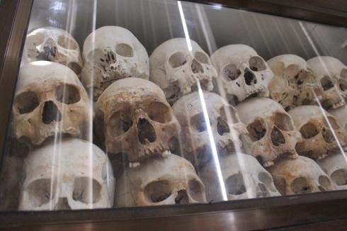 Cambodian Genocide Memorial Phnom Penh (3)