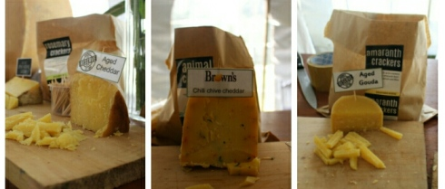 Nairobi Food Market Brown cheese (3)