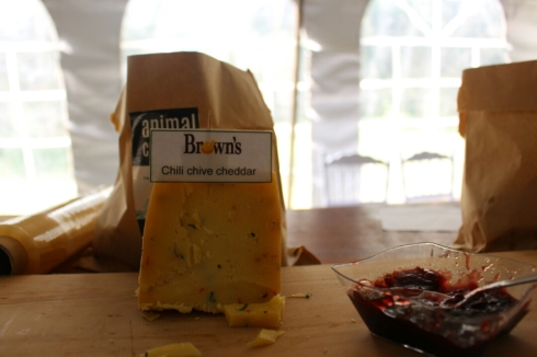 Nairobi Food Market Brown cheese (4)