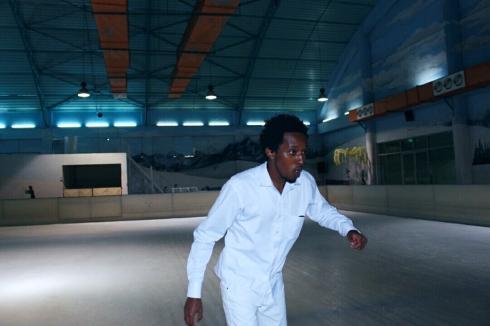 Solar Ice Rink Panari Nairobi Skating (4)