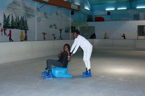 Solar Ice Rink Panari Nairobi Skating (5)