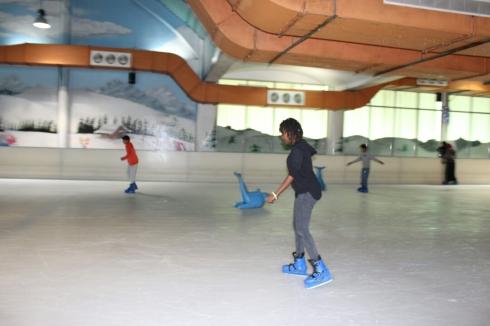 Solar Ice Rink Panari Nairobi Skating (8)