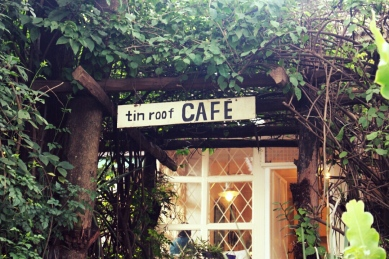 Tin Roof Cafe, the Souk- Nairobi (Kenya)